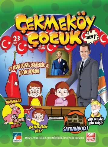 ocuk dergisi