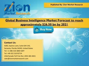 Business Intelligence Market