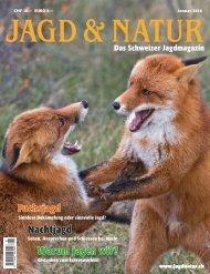 Jagd & Natur Ausgabe Januar 2018 | Vorschau