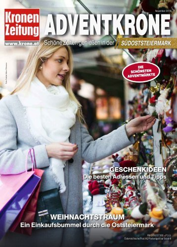 Advent Krone Südoststeiermark 2016-11-25