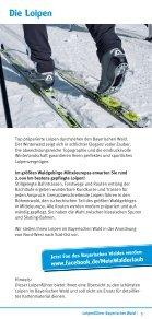 Loipenfuehrer Bayerischer Wald - Page 5