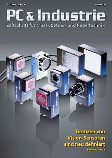 Neue 5-Megapixel- Industrieoptik - beam - Elektronik & Verlag