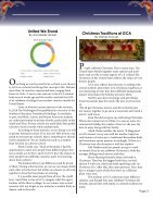 GCA newspaper - Issue 2 - Chrismas Issue 2017 - Page 3