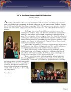 GCA newspaper - Issue 2 - Chrismas Issue 2017 - Page 4