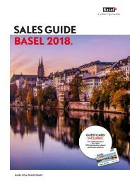 Sales Guide 2018
