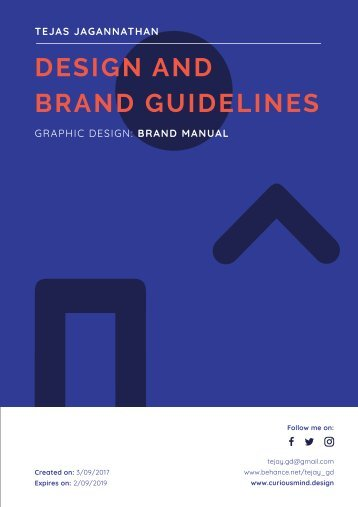 Design and Brand Guidelines