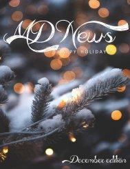 MD Newsletteer December