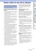 Sony HDR-AS30 - HDR-AS30 Guide pratique Espagnol - Page 3