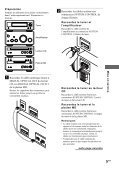 Sony CMT-SP55MD - CMT-SP55MD Consignes d'utilisation Espagnol - Page 5