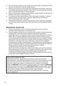 Sony SVE1111M1R - SVE1111M1R Documents de garantie Polonais - Page 6