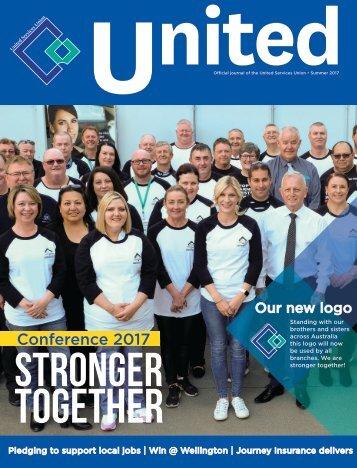 United magazine Summer 2017