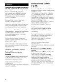 Sony SA-NS310 - SA-NS310 Mode d'emploi Finlandais - Page 2