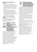 Sony SA-NS310 - SA-NS310 Mode d'emploi Finlandais - Page 3