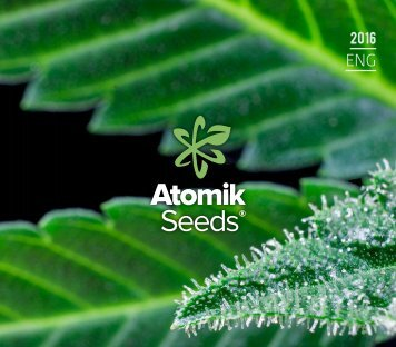 Atomik Seeds quality marijuana seeds
