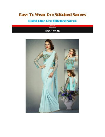 Easy_To_Wear_Pre_Stitched_Sarees