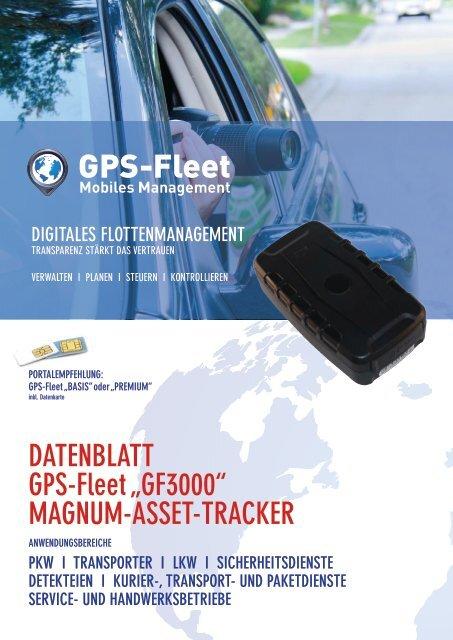 Datenblatt GF3000