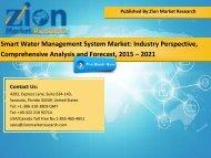 Global Smart Water Management System Market, 2016–2024