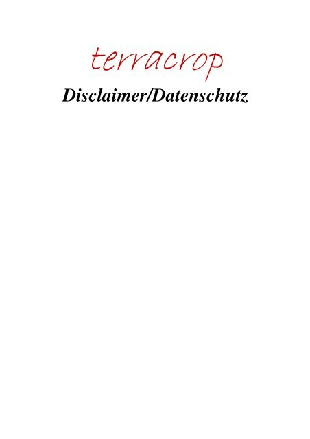 Disclaimer_Datenschutz Website inkl.Deckblatt