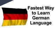Fastest Way to Learn German Language