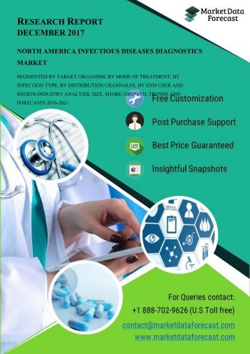 NORTH AMERICA INFECTIOUS DISEASES DIAGNOSTICS MARKET