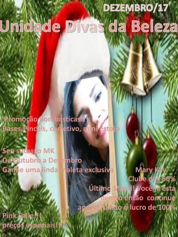 Revista-2017  Capa Kleice Dezembro
