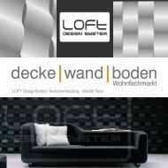 LOFT DesignSystem Modell Twist 03