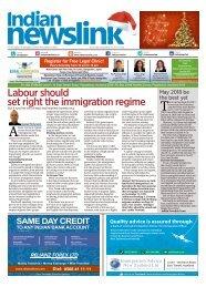 Indian Newslink  December 15, 2017 Digital Edition