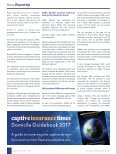 Captive Insurance Times issue 138 - Page 4