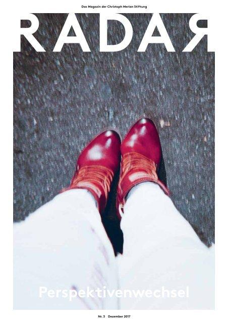CMS-Magazin RADAR Nr.3 Dezember 2017