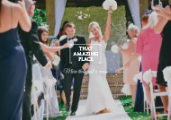 That Amazing Place_Wedding Brochure DEC 2017