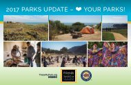 2017 Parks Update