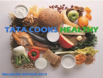 Millbank Cookbook