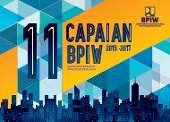 Digital Book Capaian BPIW