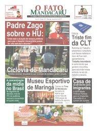 001 - O FATO MANDACARU - JAN 2018 -  NÚMERO 1