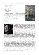 Pio Baroja - Las miserias de la guerra - Page 3