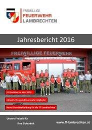 Jahresbericht 2016 -  (1)
