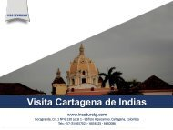 Visita Cartagena de indias