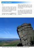 Trad Climbing Basics - VDiff Climbing - Page 3