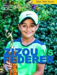 Serveitup Tennis Magazine #23