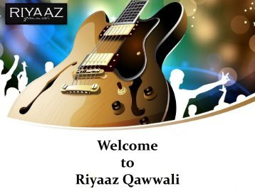 Concert Qawwali in Canada