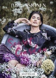 Каталог Impressionen Secret Garden зима 2017/2018. Заказ одежды на www.catalogi.ru или по тел. +74955404949