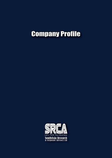 SRCA Corporate Profile
