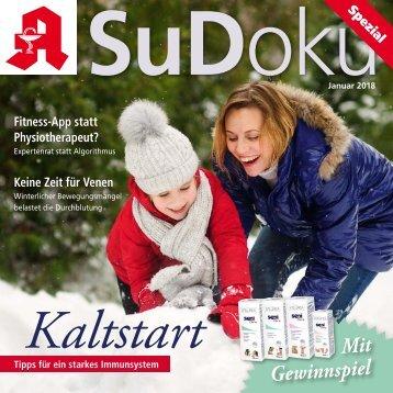 "Leseprobe ""Sudoku-spezial"" Januar-2018"