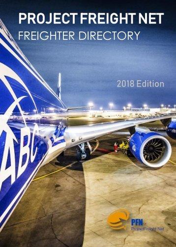 PFN Freighter Directory 2018