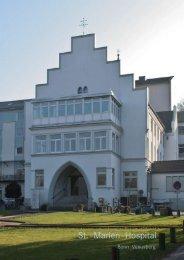 St. - Marien - Hospital - Winfried Lucassen