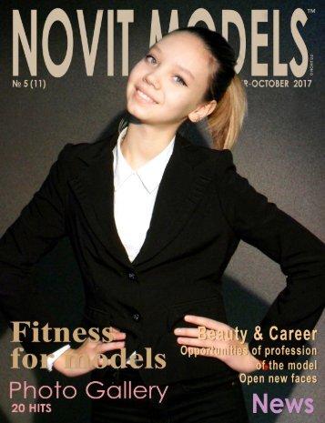Magazine NOVIT MODELS™ №5/2017