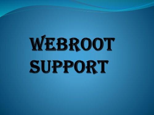 Webroot Install | Install Webroot | Webroot