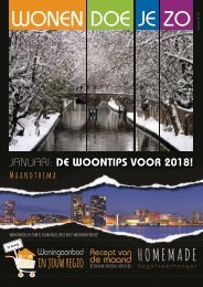 WonenDoeJeZo Zuid-West Nederland, #januari 2018