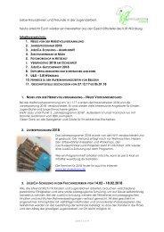 KJR Würzburg Newsletter 12-17