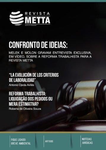 Revista Metta - 5ª Edicao